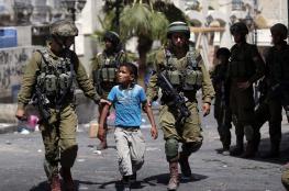 الاحتلال يعتقل طفلا من الجلزون بعد استدعائه للتحقيق في بيت إيل