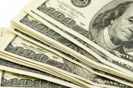 انخفاض كبير على سعر صرف الدولار مقابل الشيقل