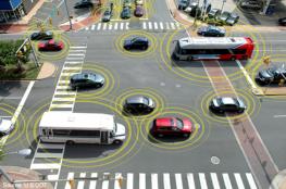 """السيارات """"ستتكلم"""" مع بعضها في المستقبل بتقنية جديدة"""