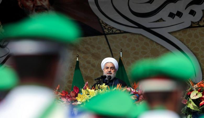 روحاني : لغة الثورة يجب ان تتغير في ايران