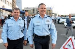 ضابط شرطة إسرائيلي يحقق مع نفسه!!