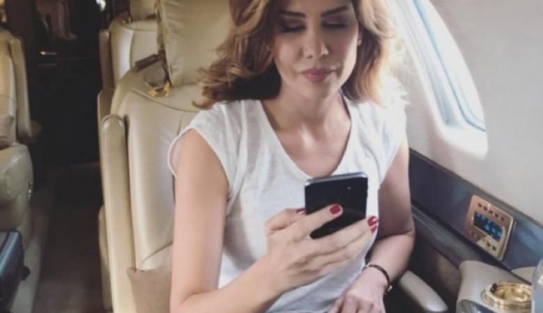 طائرة سعودية خاصة لنقل إعلامية لبنانية لتجري مقابلة مع الحريري في الرياض