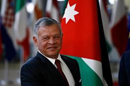 العاهل الأردني يغادر البلاد وشقيقه يحلف اليمين
