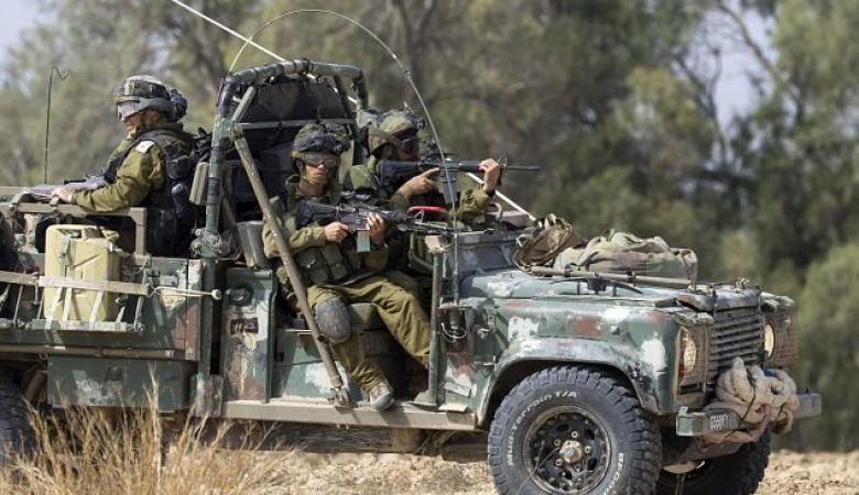 حدث امني في اشكول وجيش الاحتلال يستنفر على حدود غزة