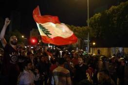 فيديو: لبنانيون يرشقون مواكب الوزراء بالبيض احتجاجاً على الموازنة التقشفية
