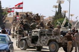 الولايات المتحدة تطالب الجيش اللبناني بعدم خوض اي حرب مع اسرائيل