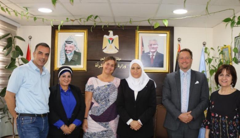 فلسطين تبحث مع الأمم المتحدة المشاريع ذات الاهتمام المشترك
