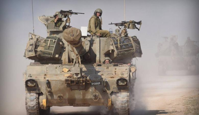"""مسؤول اسرائيلي كبير لوزير الجيش الجديد : """"مشكلة غزة لن تحل بعملية عسكرية """""""