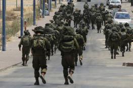 جيش الاحتلال يطلب من جنوده رفع حالة التأهب والجهوزية على حدود غزة