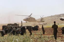 الاحتلال يخلي خربة طانا شرق نابلس بالكامل