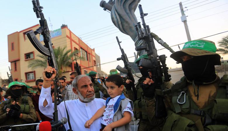 الزهار يهدد اسرائيل : من يدخل غزة لن يخرج منها