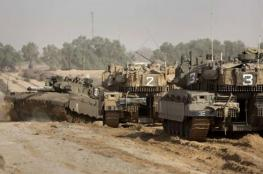 تصاعد وتيرة مواجهات غزة والدبابات تفتح النار صوب المتظاهرين