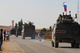 الجيش الامريكي ينصب كمائن لدوريات روسية في شمال سوريا