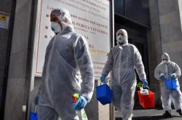 ايطاليا : 5 آلاف اصابة جديدة وتسجيل 756 حالة وفاة