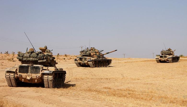 اشتباكات عنيفة بين الجيش التركي والجيش السوري في رأس العين
