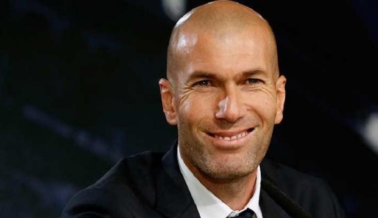 زيدان يتصدر قائمة أفضل مدربي أوروبا