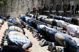 رئيس الشاباك : ازالة الكاميرات والبوابات مصلحة لأمن اسرائيل