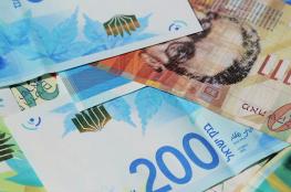 ارتفاع على صرف الدولار مقابل الشيقل