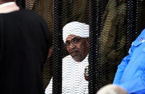 ثاني ظهور للرئيس السوداني السابق
