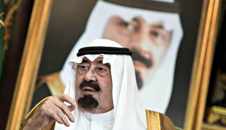 """عندما انتصر الملك """"عبد الله """" للفلسطينيين امام """"بوش """""""