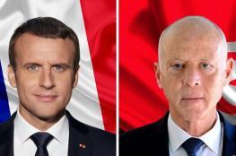 الرئيس التونسي في باريس لبحث الملف الليبي