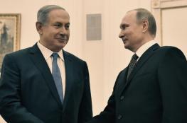 بوتين يقرر زيارة القدس بناءً على طلب من نتنياهو