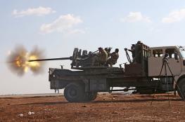 50 قتيلا و80 جريحاً من قوات النظام السوري في مواجهات مسلحة مع المعارضة بريف دمشق