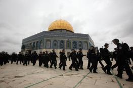 الأعلى منذ احتلاله ...17602 مستوطن اقتحموا المسجد الأقصى هذا العام