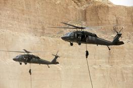 تدريبات أردنية مصرية مشتركة في العقبة