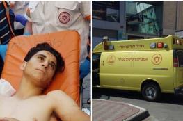 اصابة مستوطنين احدهما جراحه حرجة بعملية طعن جنوب بيت لحم
