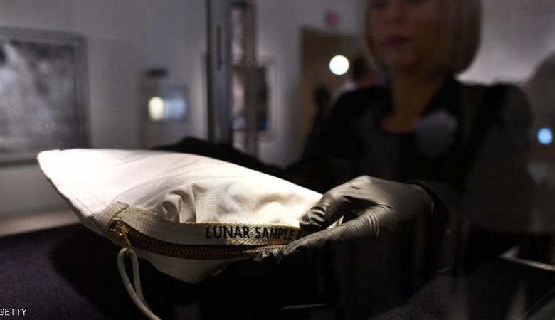 """""""حقيبة القمر"""" للبيع بـ4 ملايين دولار"""