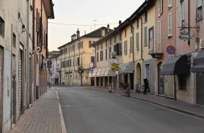 مدن وبلدات في إيطاليا تتحول إلى مناطق