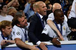 3 نجوم يتوقع رحيلهم عن ريال مدريد تأثراً باستقالة زيدان