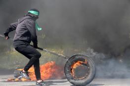 حماس تدعو الى اضراب شامل يوم الثلاثاء المقبل