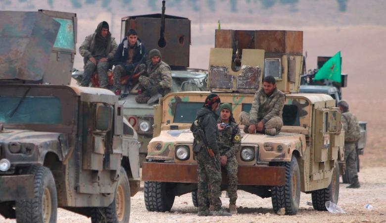 قوات مدعومة من الولايات المتحدة تتقدم بشكل ملحوظ بالرقة السورية