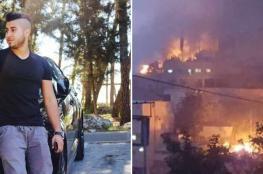 """تفاصيل الاحداث المؤسفة التي وقعت في """"بتير """" غرب بيت لحم"""