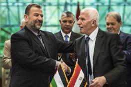 الأحمد : حراك مصري جديد لانهاء الانقسام