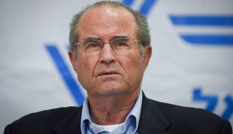 """رئيس الموساد الإسرائيلي السابق: """"سأحزم أمتعتي وأغادر"""""""