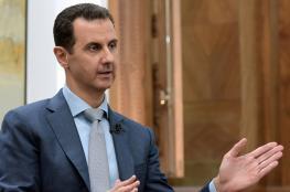 الأسد: الحرب على سوريا بدأت تأخذ شكلا جديدا أساسه الحرب الاقتصادية