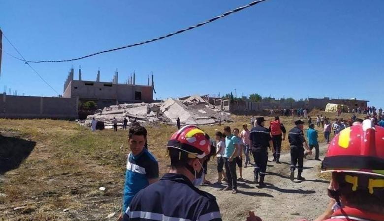 زلزال جديد يضرب مدينة قرب العاصمة الجزائرية