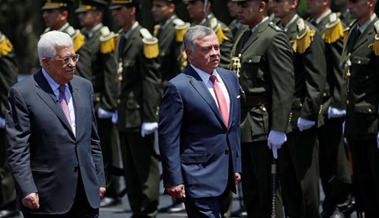العاهل الاردني يهنئ الرئيس بانجاز المصالحة الفلسطينية