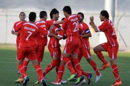 المنتخب الفلسطيني الأولمبي يحتل مركزاً متقدماً في تصنيف الاتحاد الآسيوي
