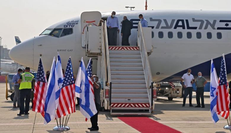 الوفد الاماراتي القادم الى تل أبيب لن يخرج من مطار بن غوريون