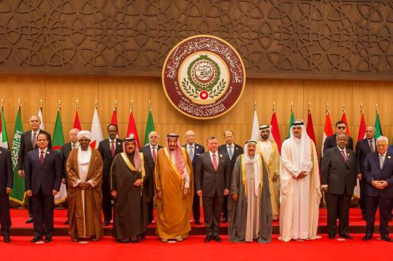 القمة العربية: حل الدولتين السبيل الوحيد لتحقيق الامن و الاستقرار