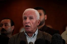 الأحمد: القيادة لا تنتظر اذن اسرائيل لاجراء الانتخابات
