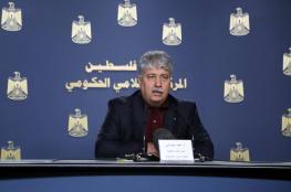 مجدلاني يرفض اشتراطات حماس بالحوار قبل إصدار مرسوم الانتخابات