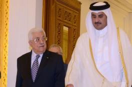 """الرئيس يصل الدوحة للقاء الأمير """" تميم """""""