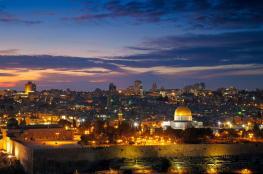 البرلمان الإيراني يوصي الحكومة بالاعتراف بالقدس عاصمة أبدية لفلسطين