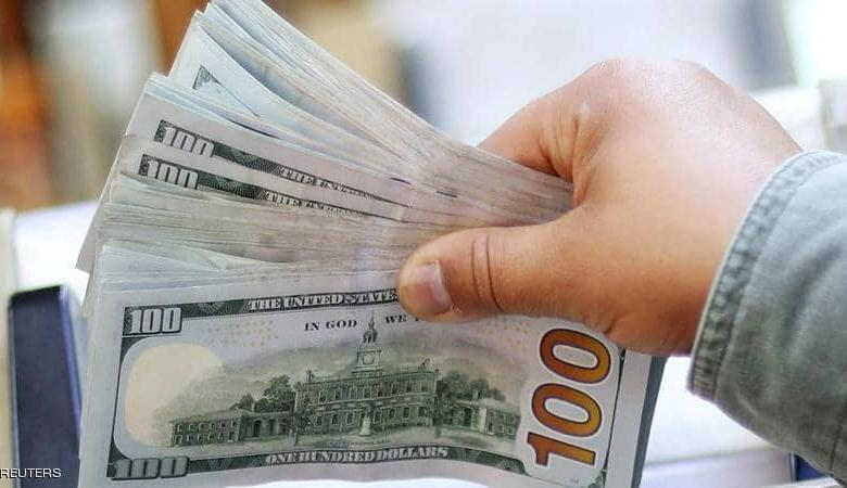 مجددا..الدولار يتراجع أمام الشيكل