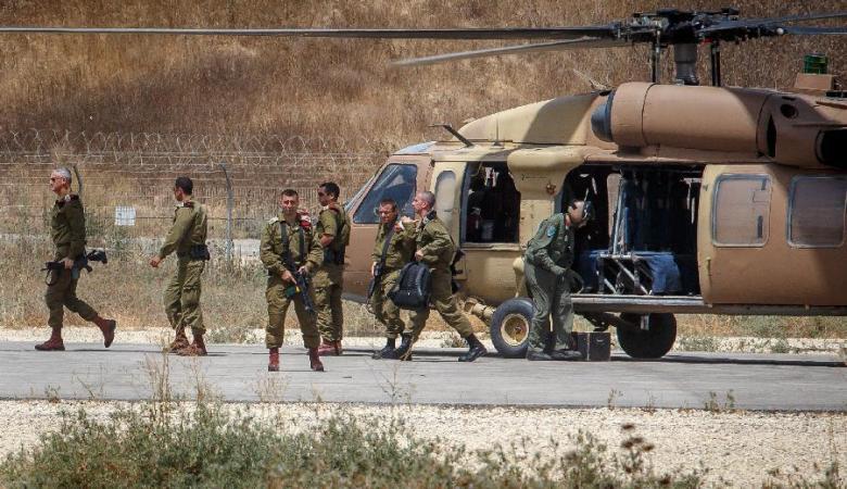 جيش الاحتلال يواصل استعدادته على حدود غزة